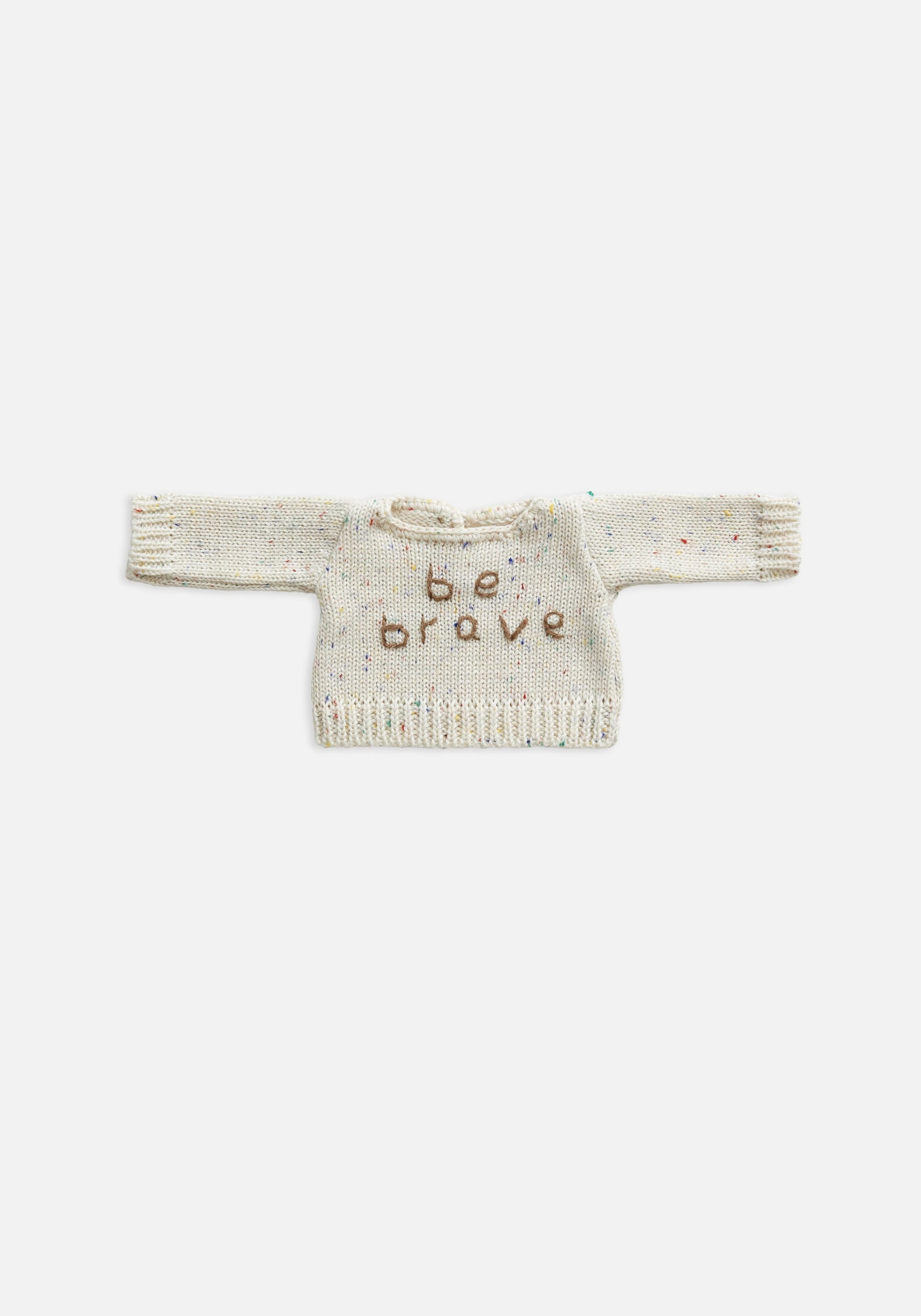 Large Softie Outfits - Be Brave Jumper