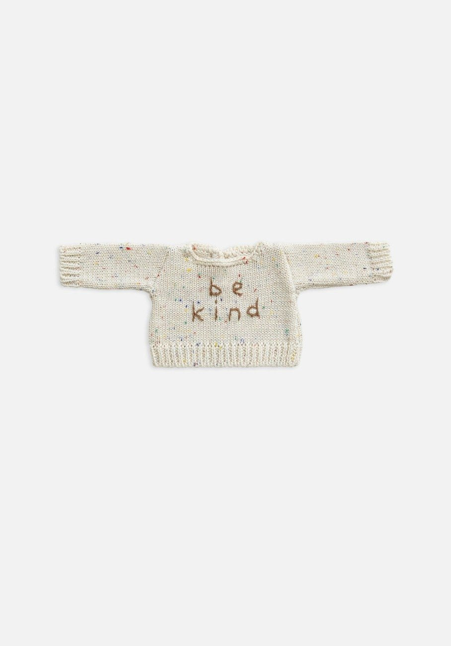 Large Softie Outfit - Be Kind Jumper