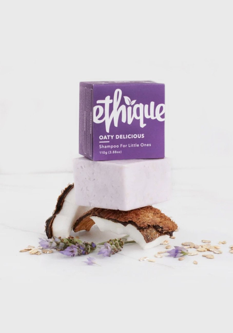 Ethique - Solid Shampoo Bar For Little Ones - Oaty Delicious