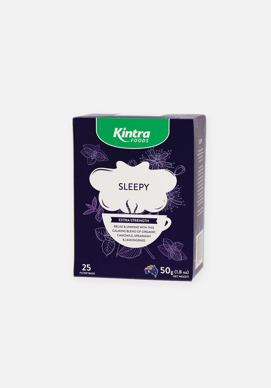 Kintra Foods - Herbal Tea Bags - Sleep