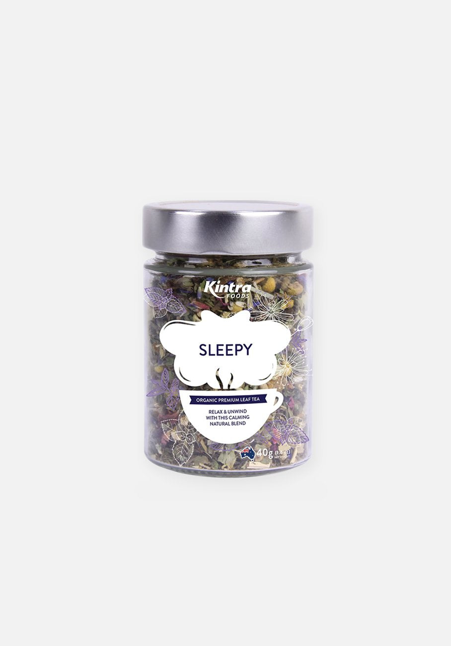 Kintra Foods - Loose Leaf Tea - Sleep