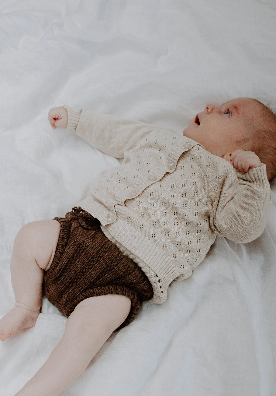 Miann & Co Baby – Knit Bloomer – Portebello - MIANN & CO