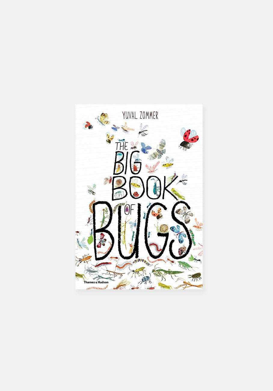 'The Big Book of Bugs' by Yuval Zommer