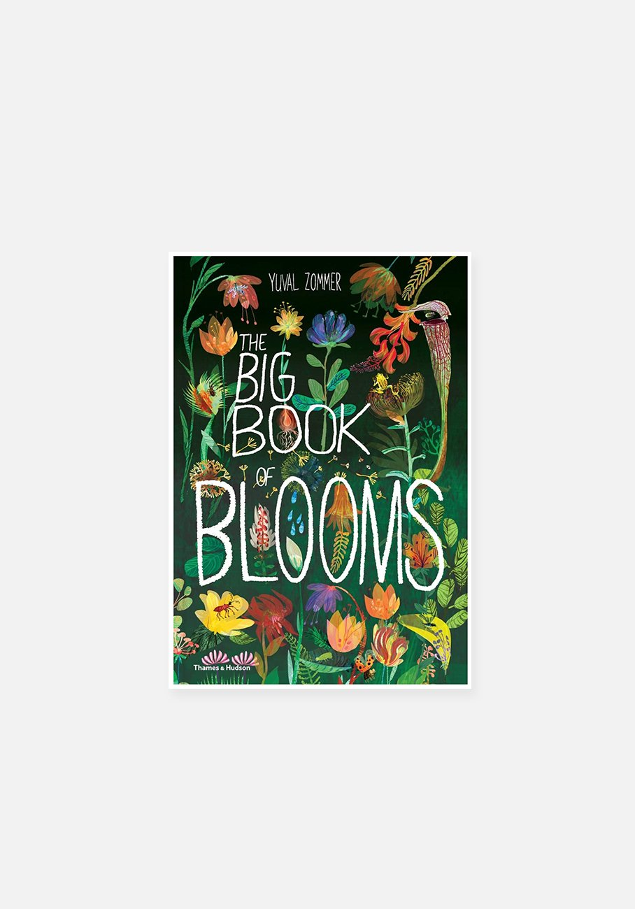 'The Big Book of Blooms' by Yuval Zommer