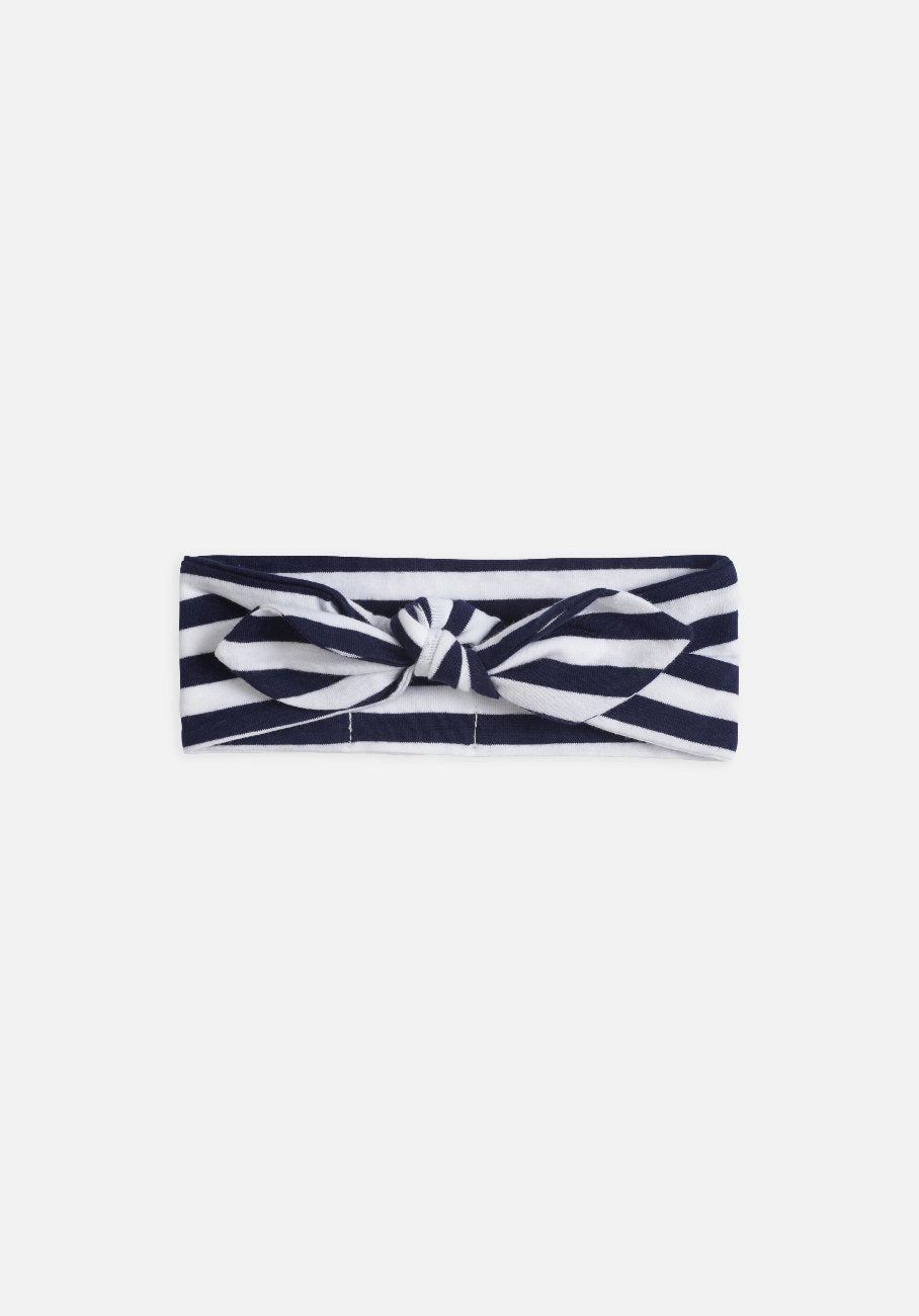 Miann & Co Baby/Kids knot headband - Classic navy