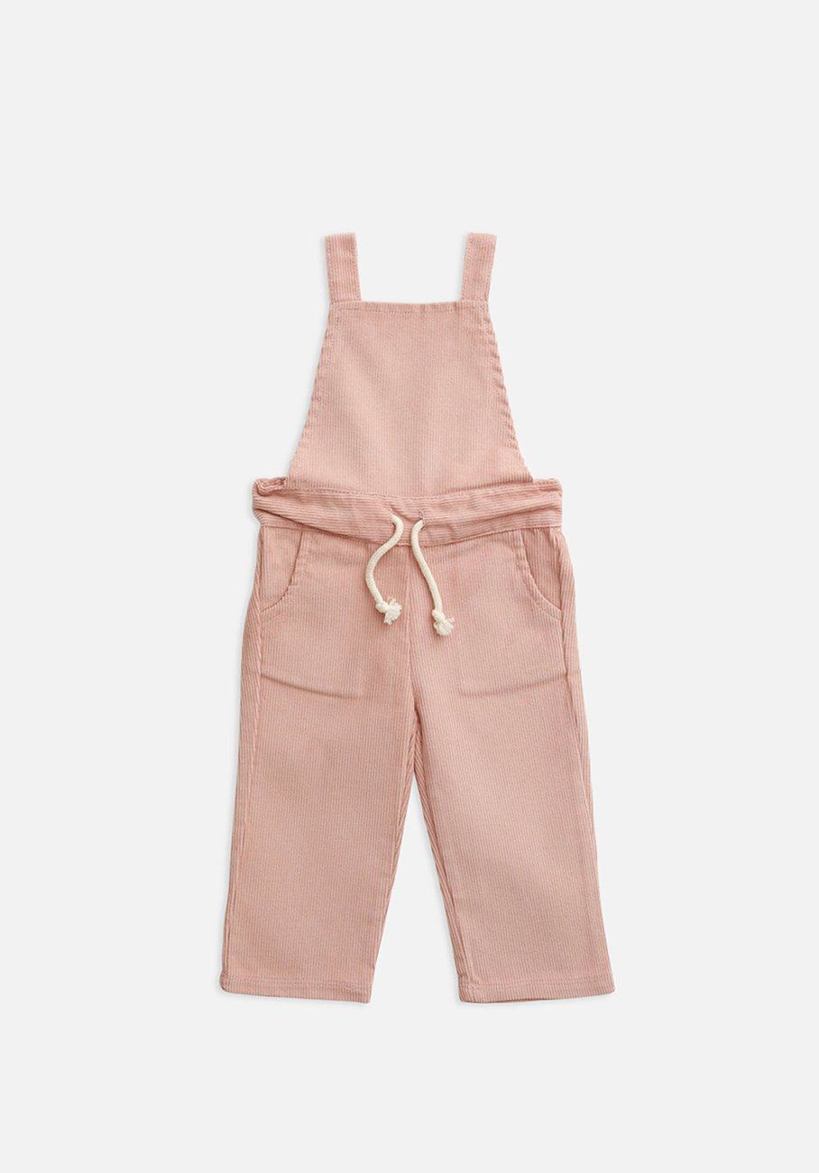 Miann & Co Baby - Cord Overalls - Mountain Rose