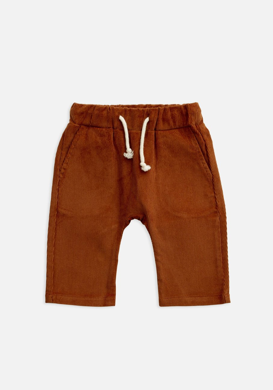 Miann & Co Baby - Cord Pants - Glazed Ginger