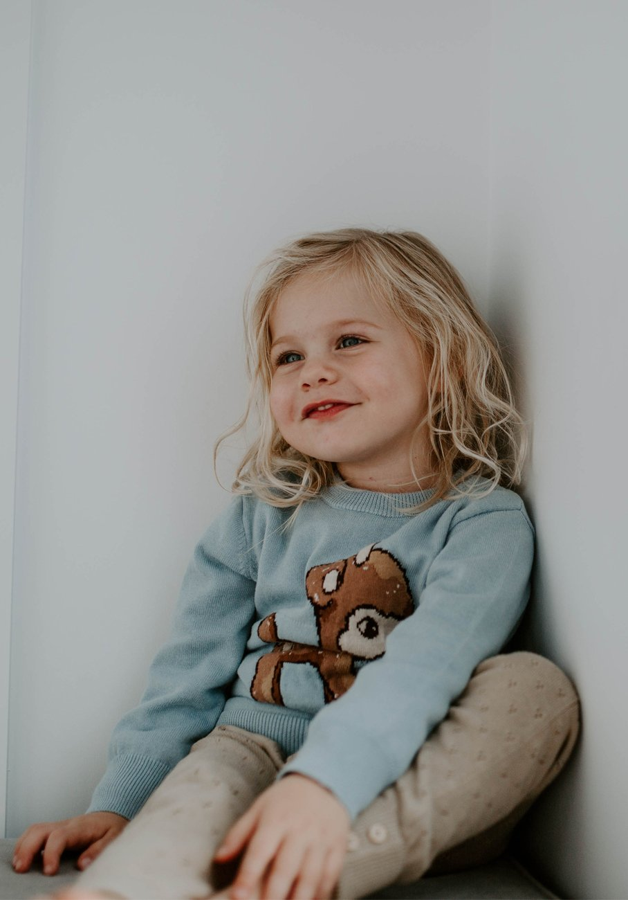 Miann & Co Kids - Knit Jumper - Baby Deer