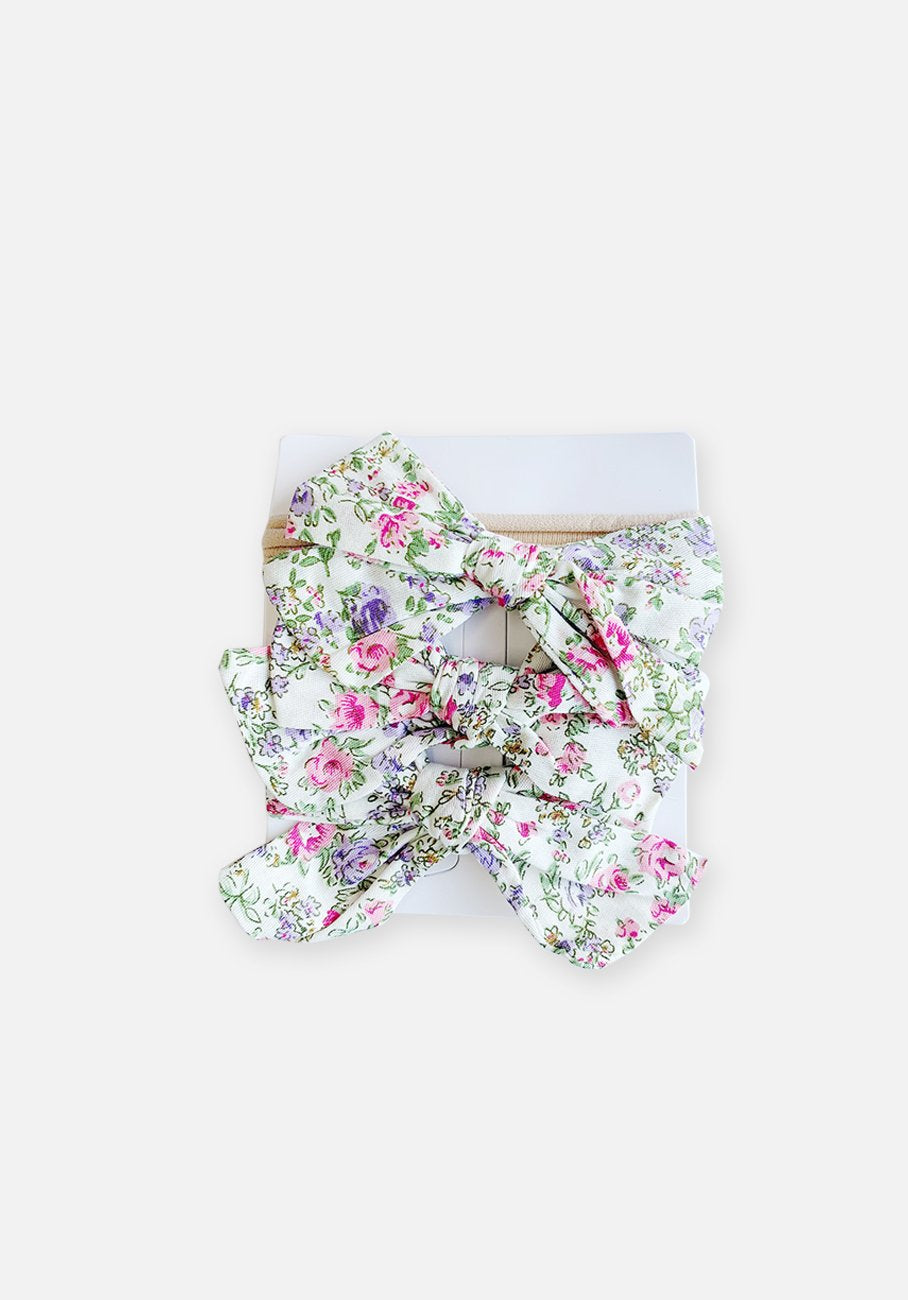 Hair Accessories Combo - Heritage Floral