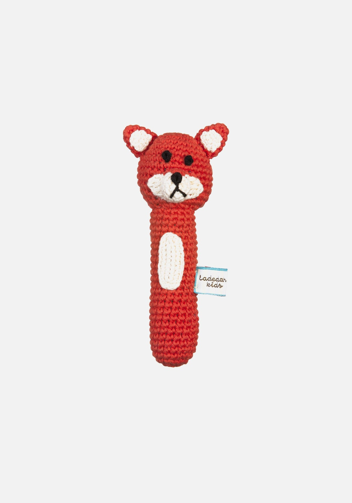 Miann & Co Hand Rattle - Fox