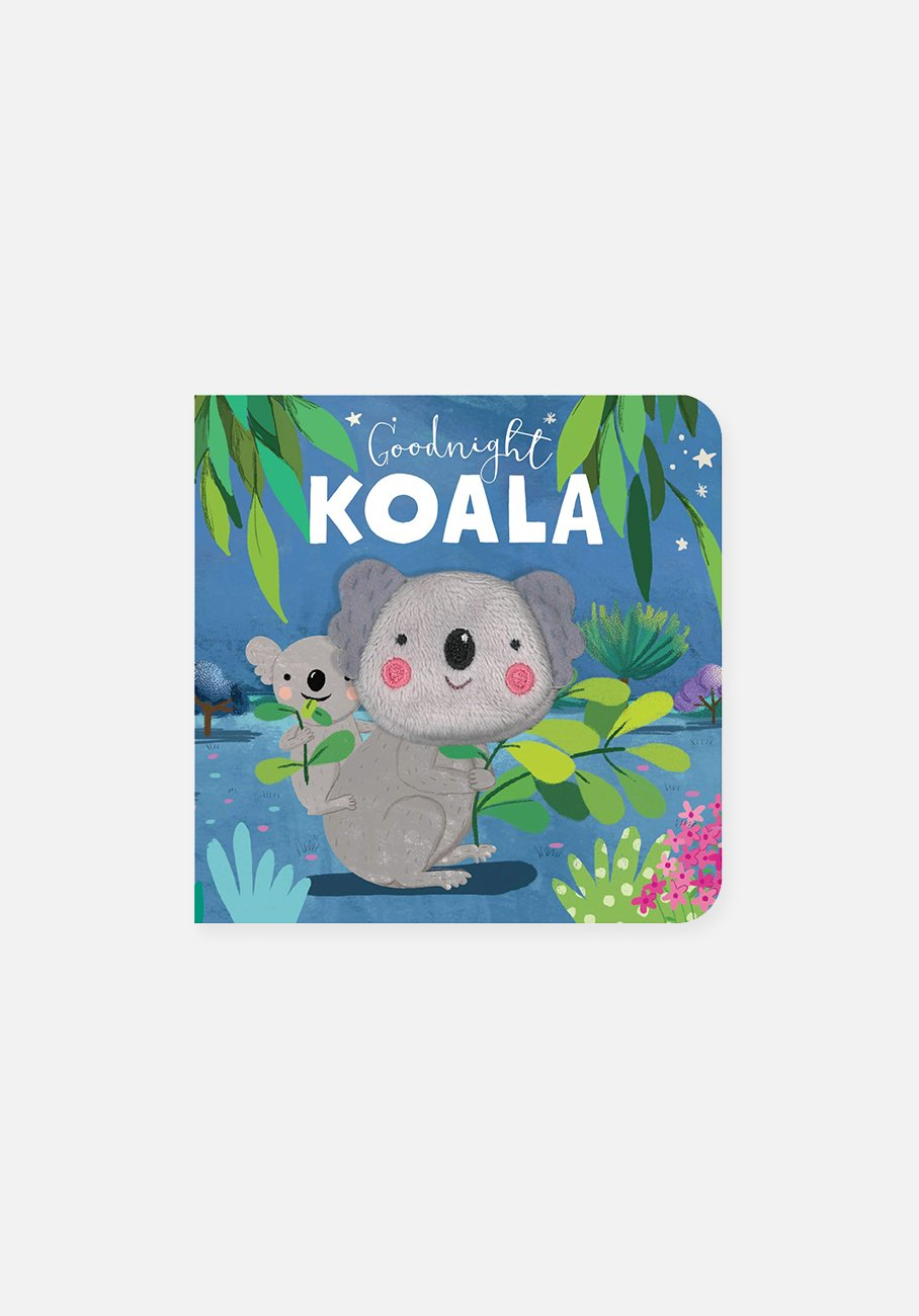 'Goodnight Koala' by Lake Press - Puppet Book