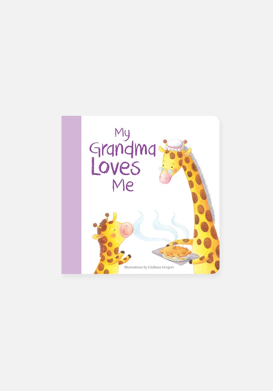 'My Grandma Loves Me' By Lake Press