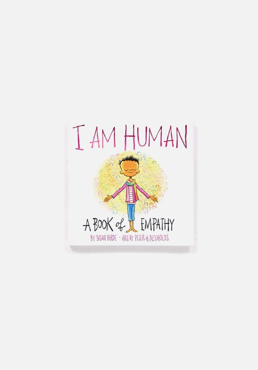 'I Am Human - A Book of Empathy' By Susan Verde