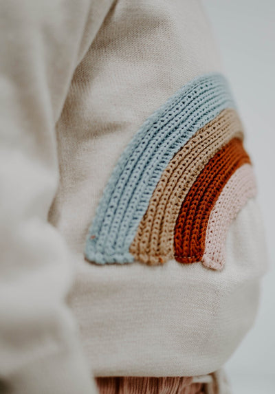 Miann & Co Baby - Knit Jumper - Rainbow