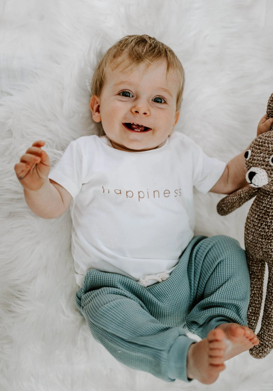 Miann & Co Baby - T-Shirt - Happiness