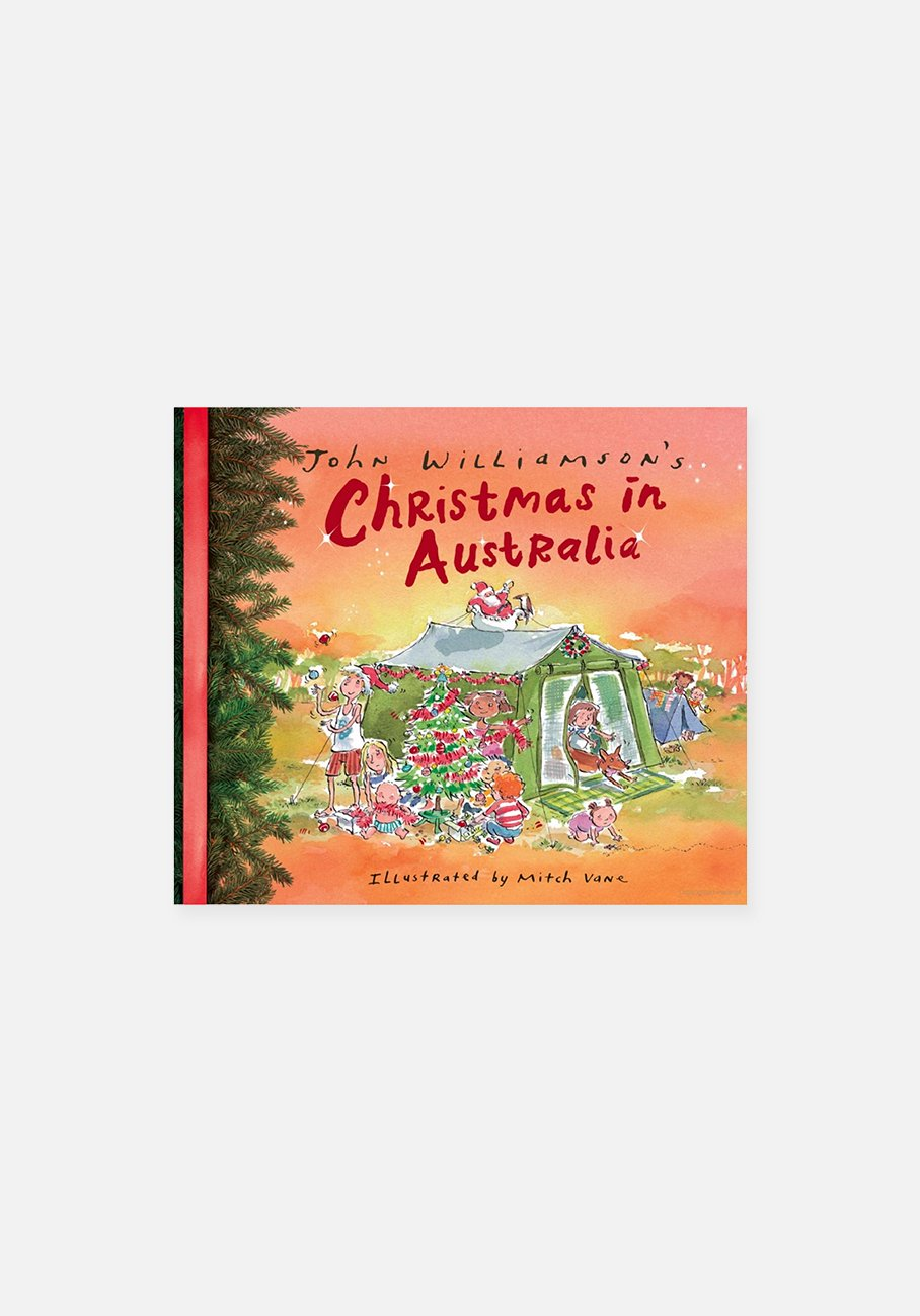 'John Williamson's Christmas in Australia' by John Williamson
