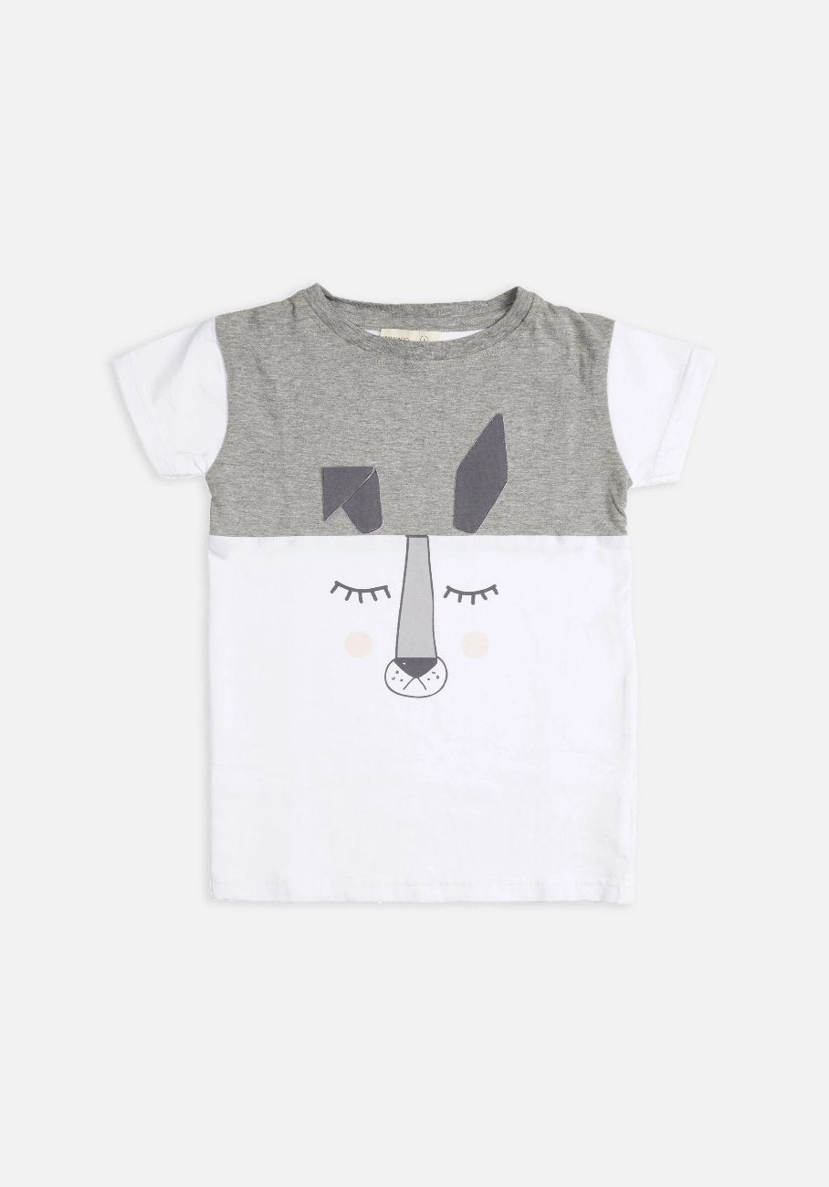 Miann & Co Kids - T-Shirt - Kangaroo