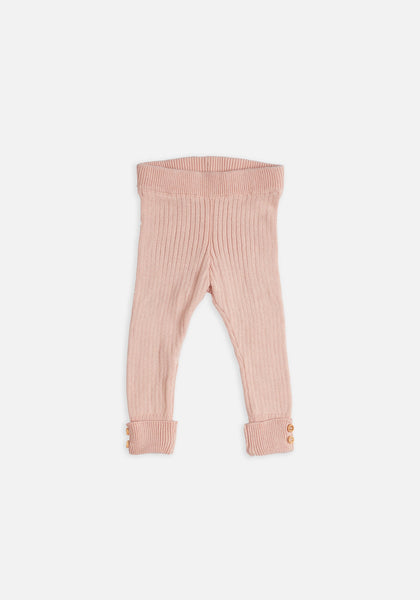 Miann & Co Kids leggings - Dusty pink