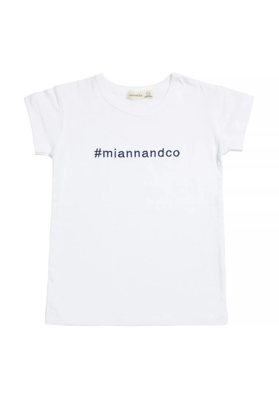 Miann & Co Kids - T-Shirt - #miannandco