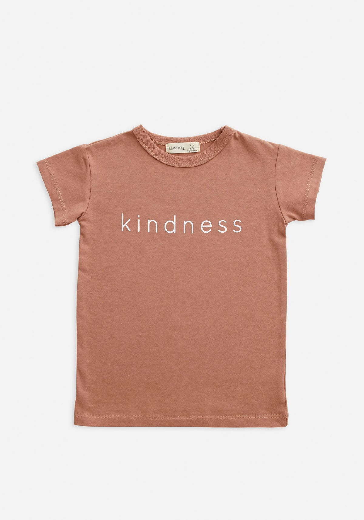 Miann & Co Kids - T-Shirt - Kindness