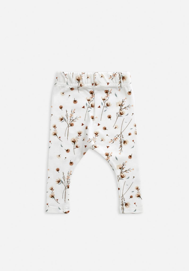 Miann & Co Baby - Legging - Snow Blossom