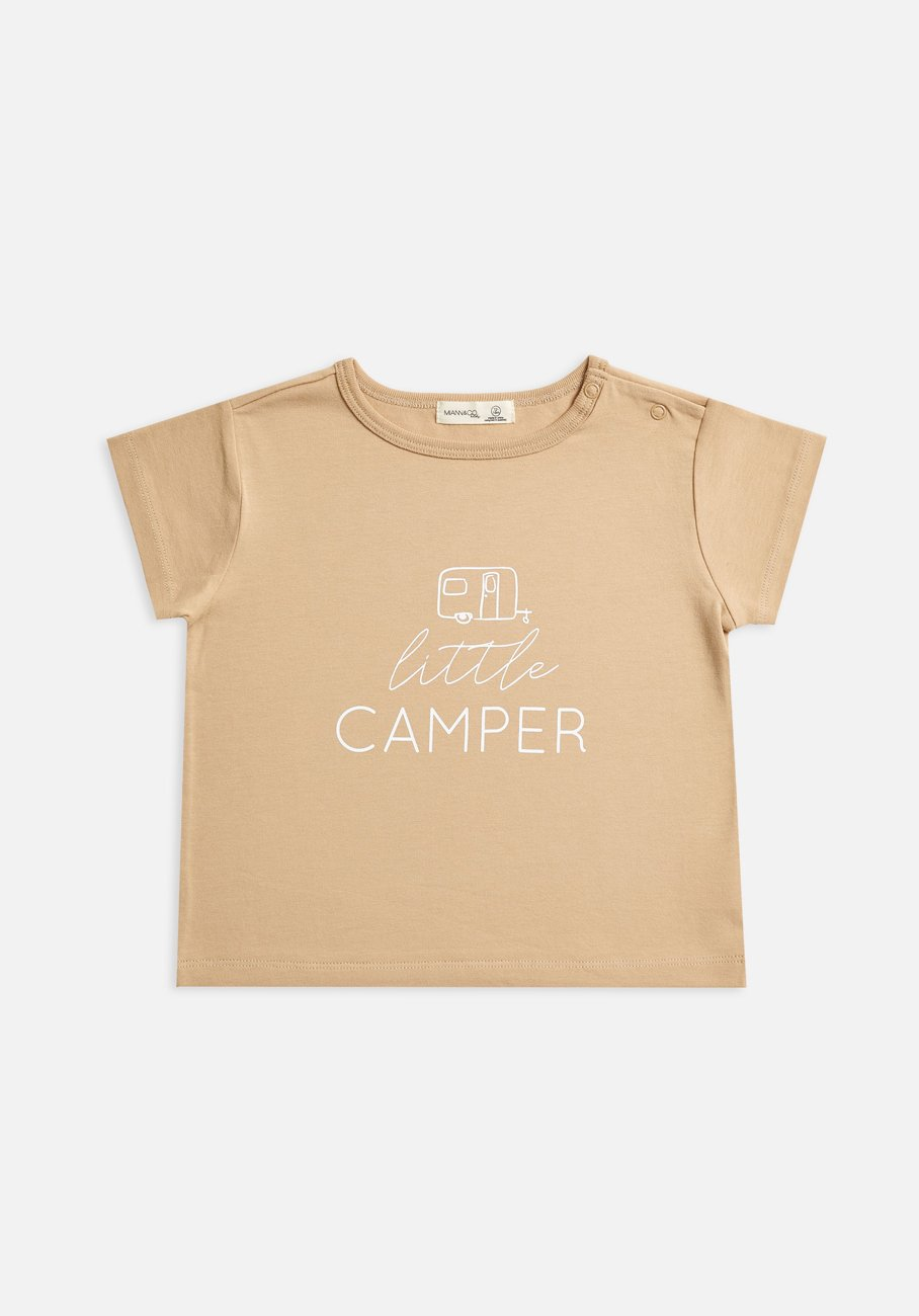 Miann & Co Baby - Boxy T-Shirt - Little Camper