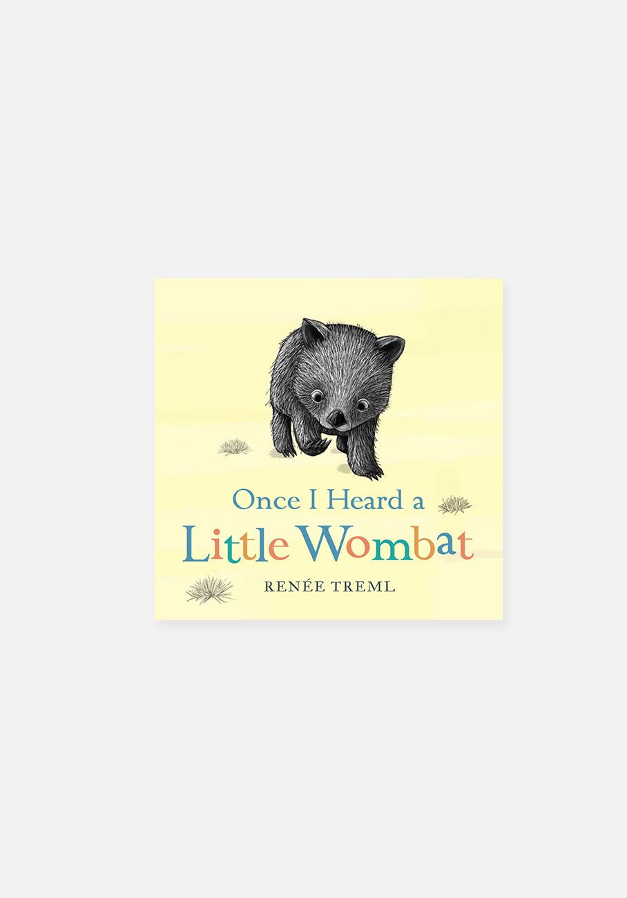 'Once I Heard a Little Wombat' by Renee Treml