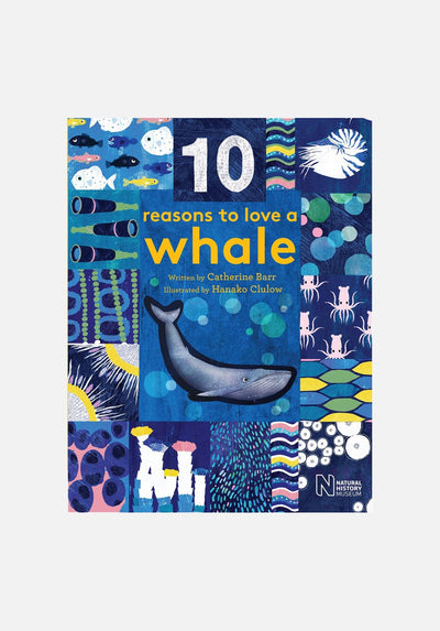 '10 Reasons to Love a Whale' by Catherine Barr