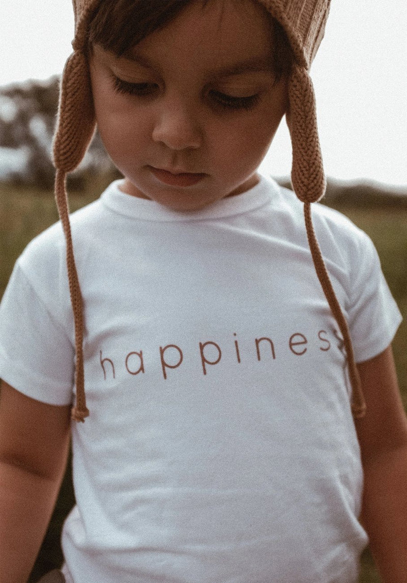 Miann & Co Kids - T-Shirt - Happiness
