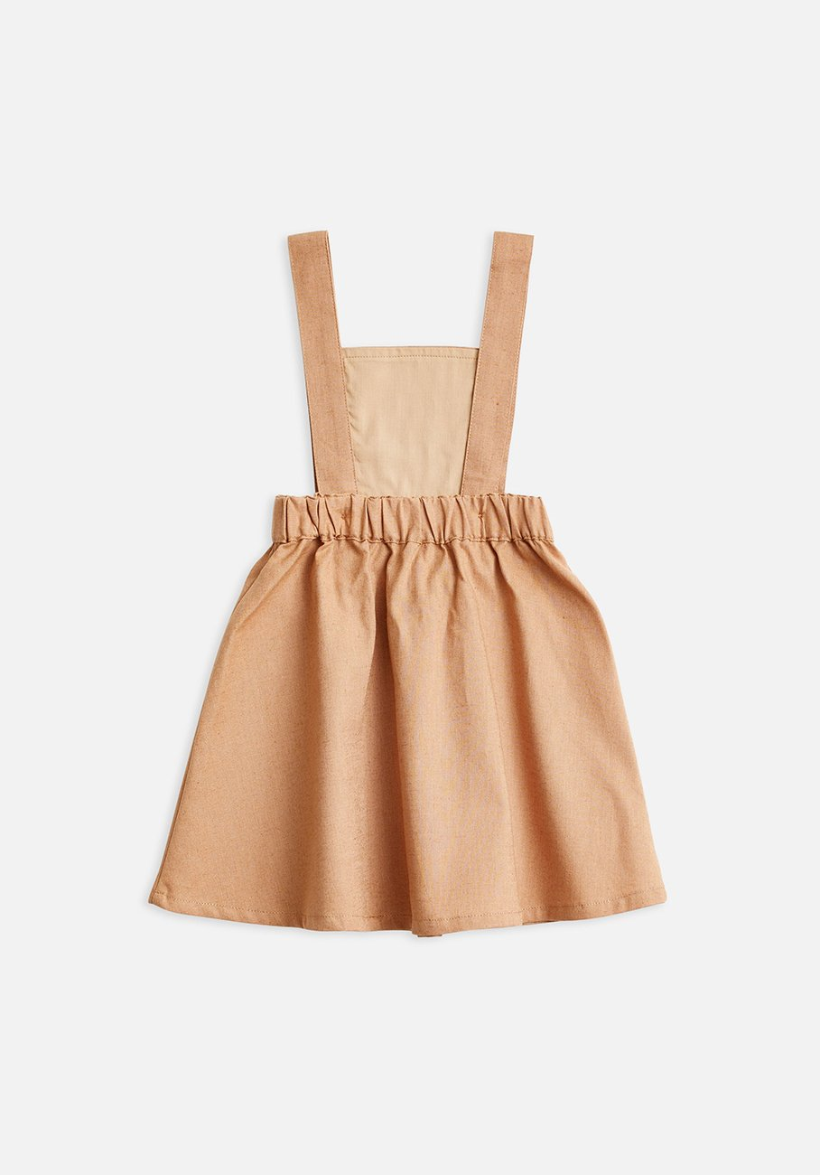 Miann & Co Baby - Pinafore - Maple Sugar