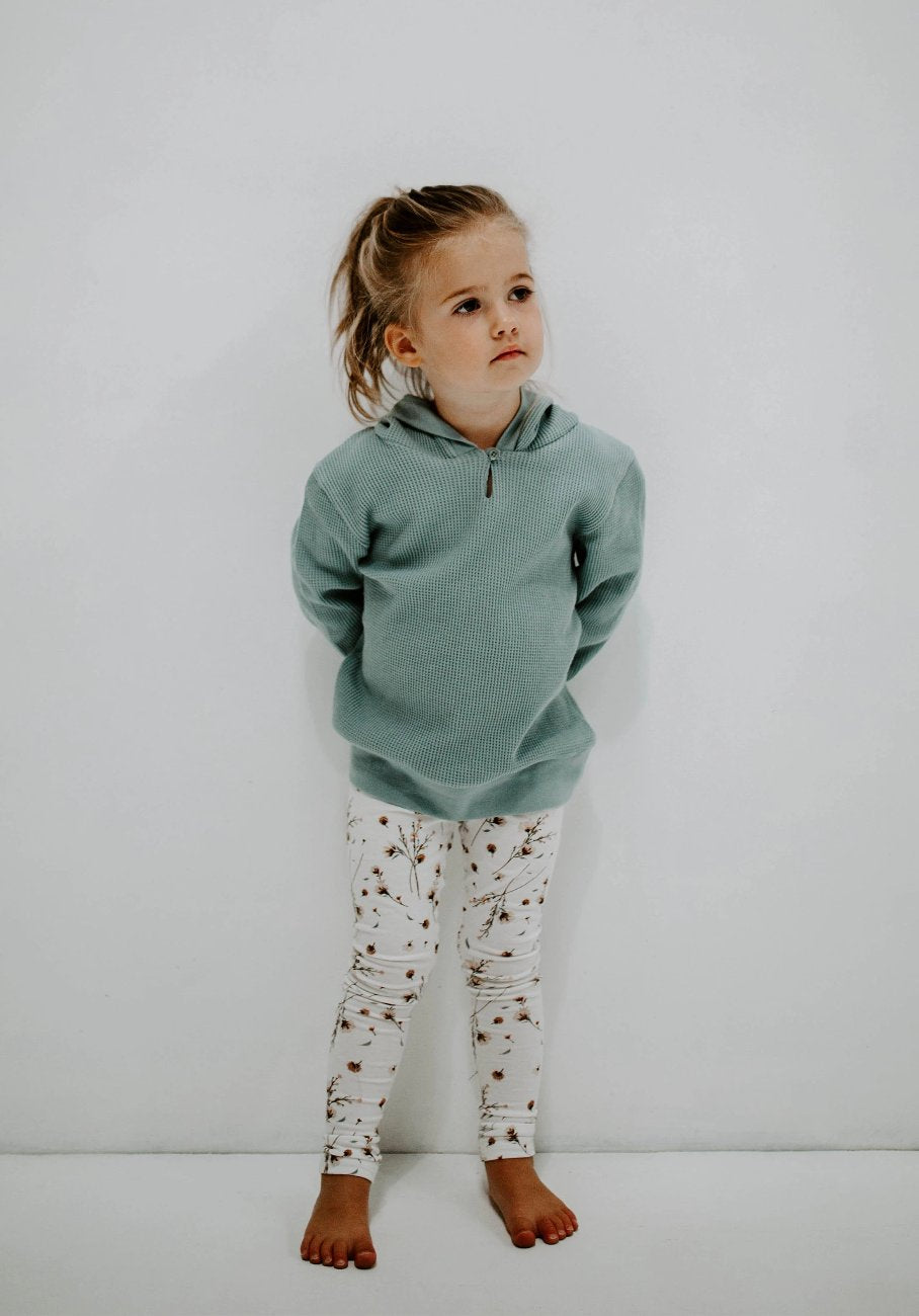 Miann & Co Kids - Legging - Snow Blossom