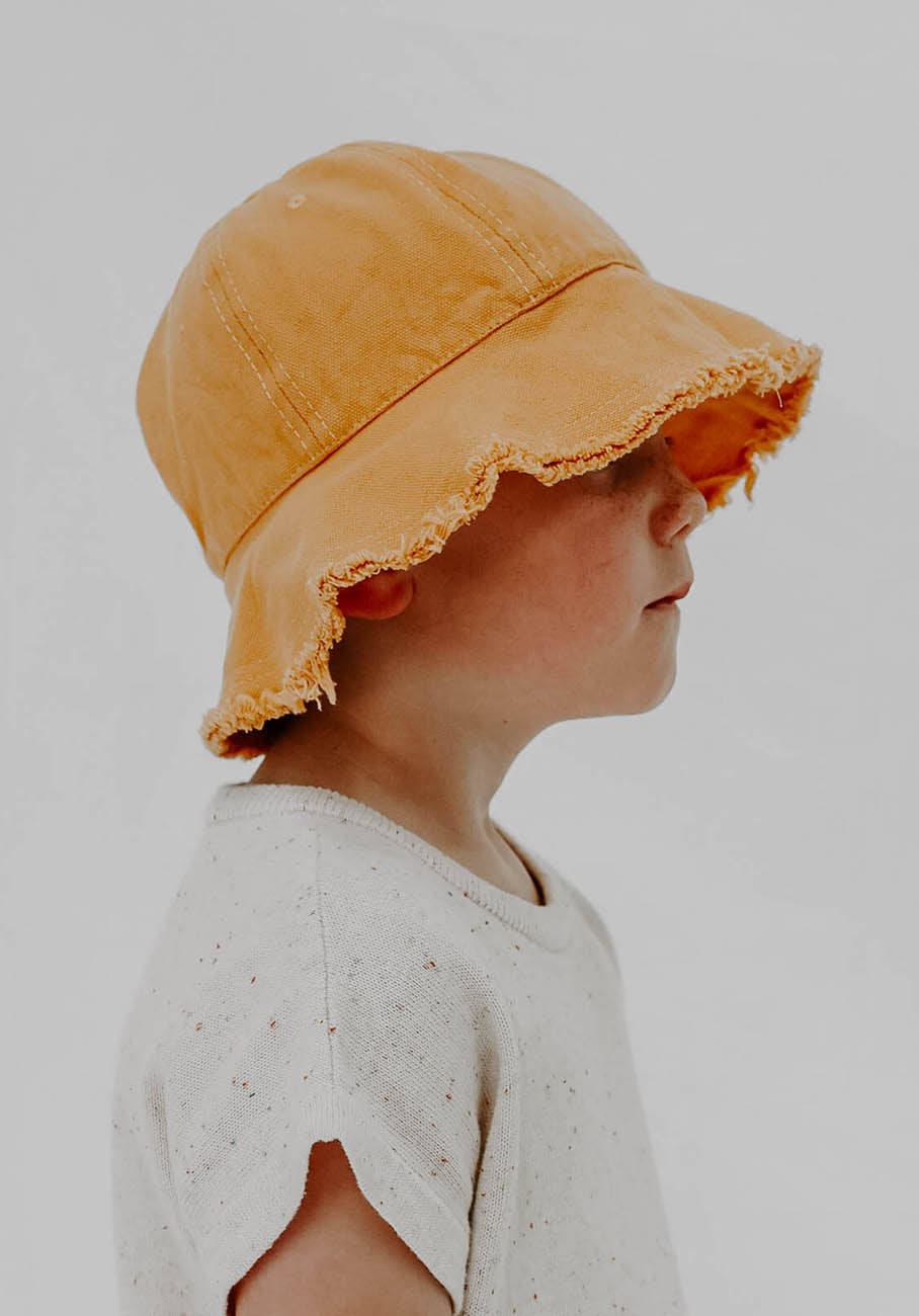 Miann & Co Kids - Bucket Hat - Buttercup
