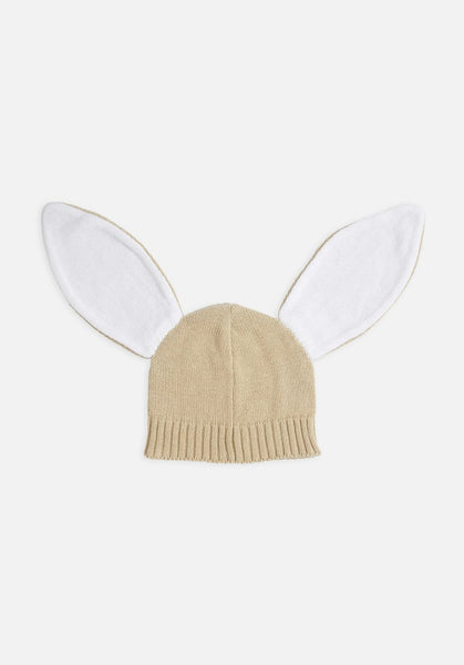 Miann & Co Baby/Kids - Beanie - Natural Rabbit