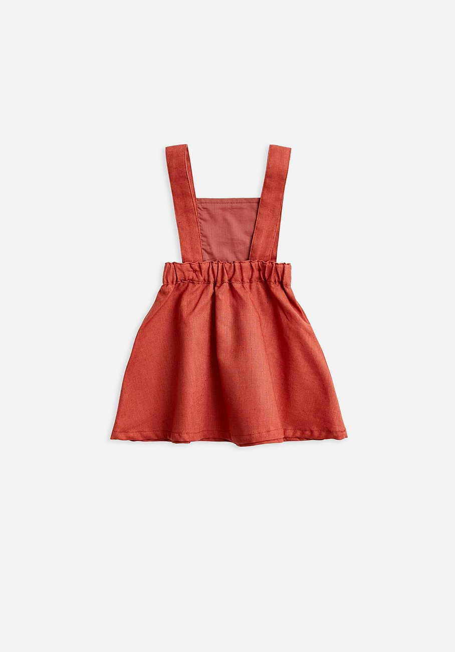 Miann & Co Baby - Pinafore - Rosewood