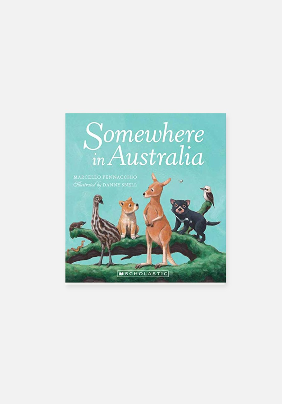 'Somewhere In Australia' By Marcello Pennacchio