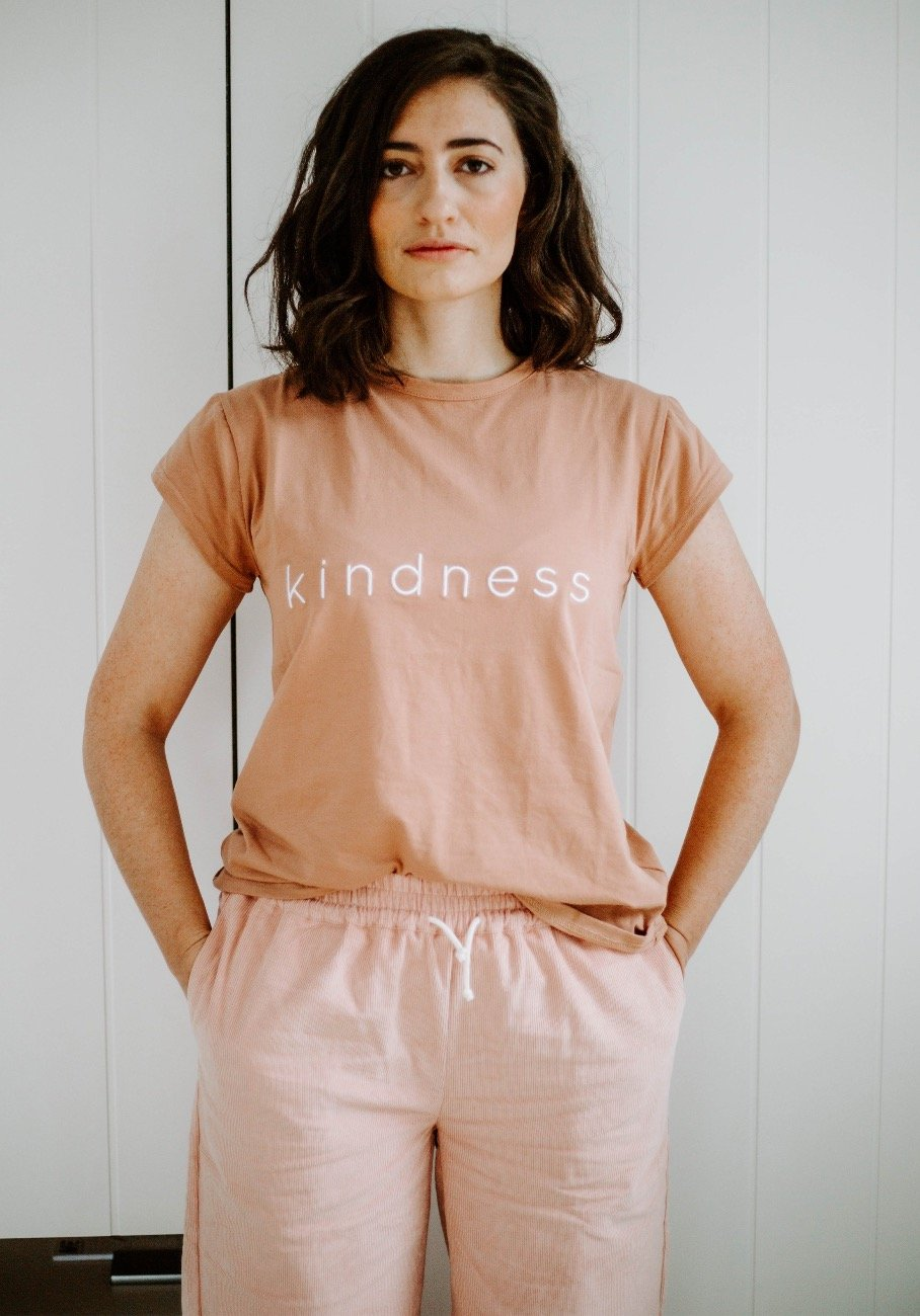 Womens kindness shirt