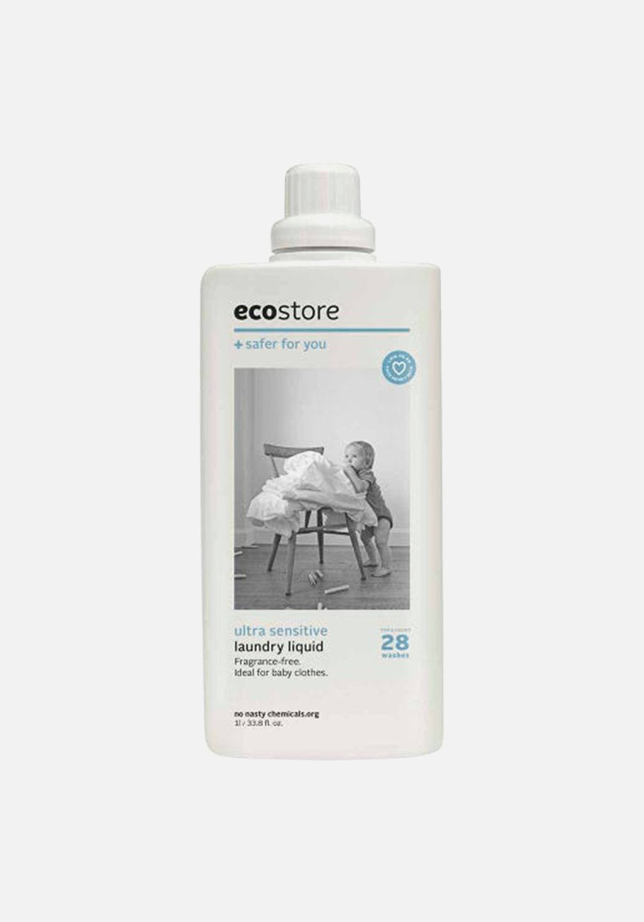 Ecostore - Ultra Sensitive Laundry Liquid - 1L