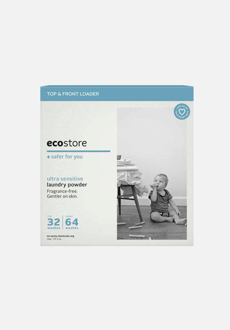 Ecostore - Ultra Sensitive Laundry Powder - 1kg