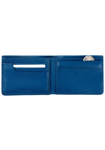 Walter Wallet Blue