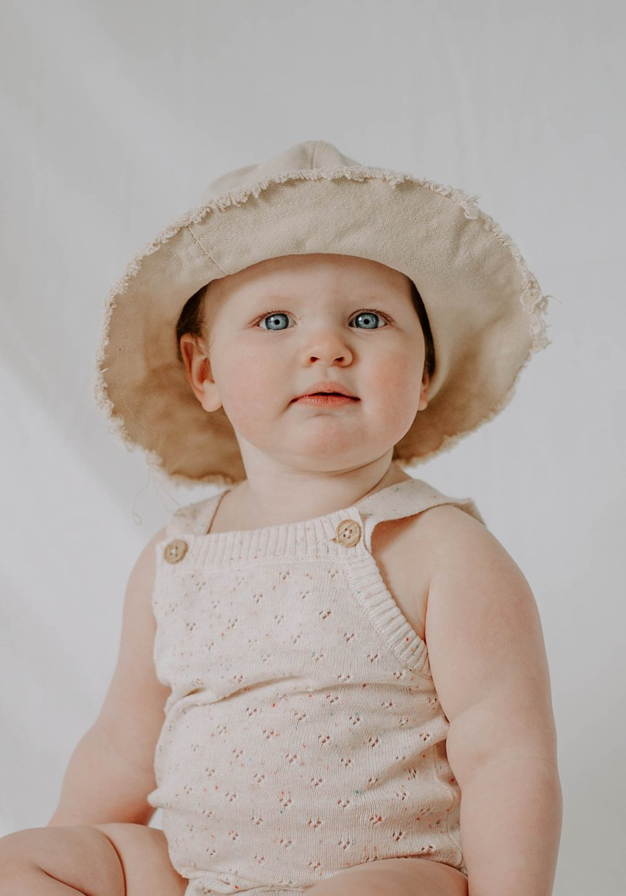 Miann & Co Kids - Bucket Hat - Natural
