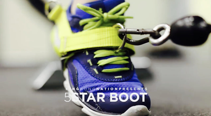 5 Star Boots - New to the fitness industry and very first on the market gym gear.