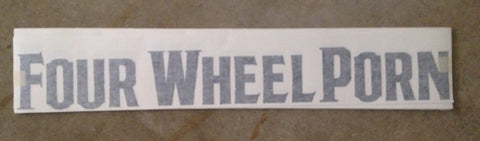 "2.5"" x 20"" Decal"