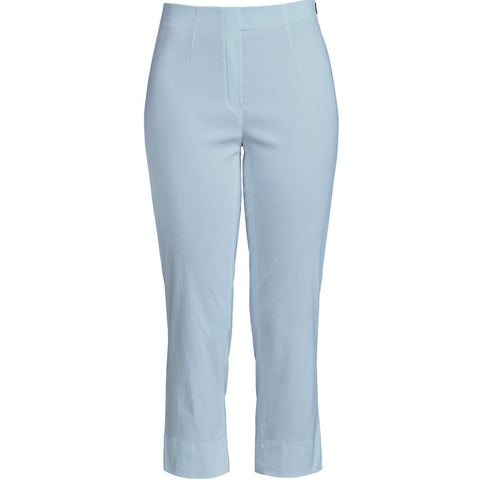 Marie 07, Crop Trouser, Light Blue - Robell