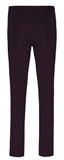 BELLA - AUBERGINE, Bengaline Stretch - Robell Trousers