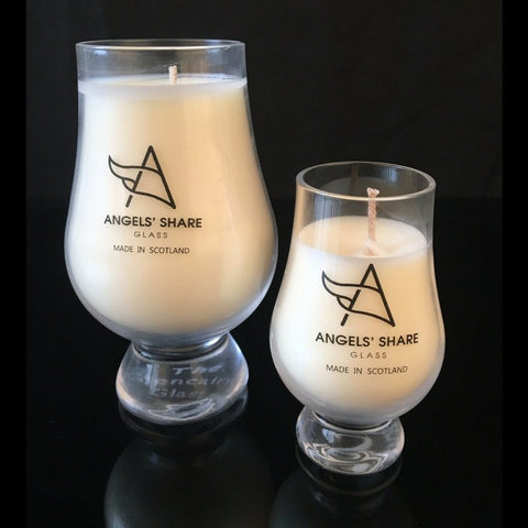 Angels' Share- Glencairn Glass Candle