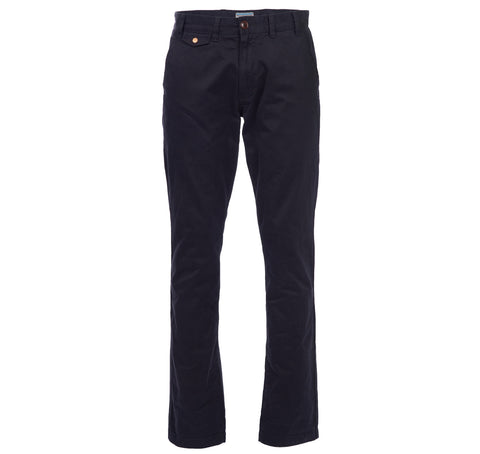Neuston Twill Chinos, Navy - BARBOUR