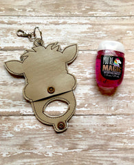 Camel Hand Sanitizer Holder, Hand Sanitizer Keeper, Hand Sanitizer Holder, Hand Sanitizer Keychain  --- you choose from 70 Colors