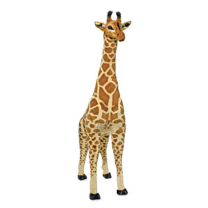 Giraffe  Giant Stuffed Animal (este producto no se envía por correo/ Not available For shipping