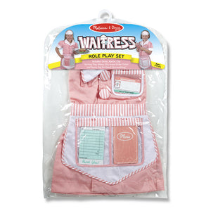 Waitress Role Play Costume Set Item # 4787
