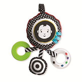 Wimmer Ferguson Sight & Sounds Travel Toy